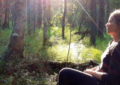 Skogsbad – Shinrin-yoku